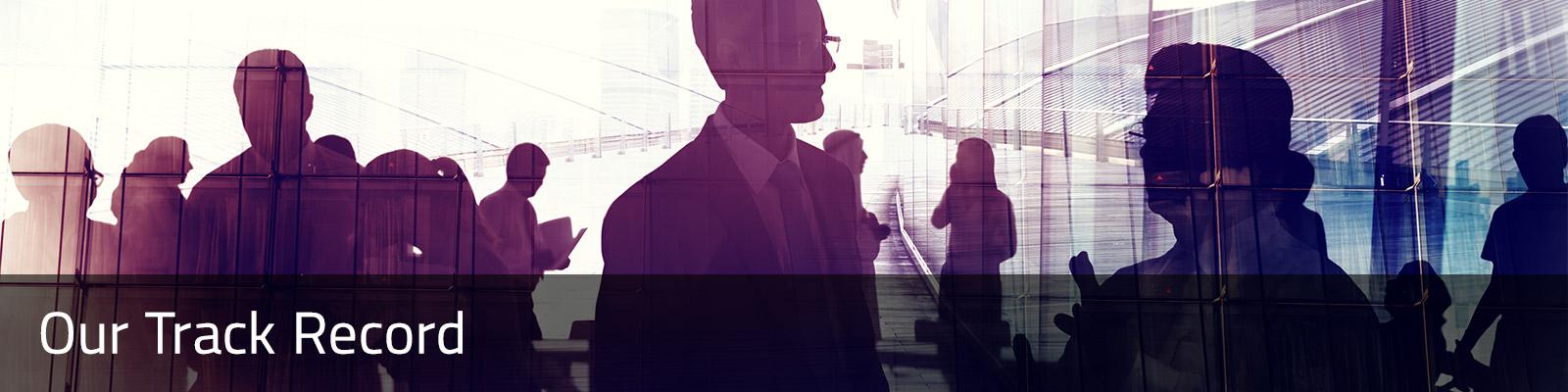 executive search track record